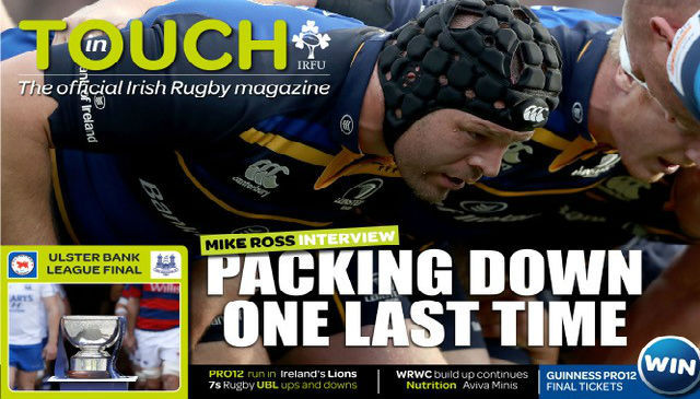 May Edition Of 'In Touch' Digital Magazine Out Now
