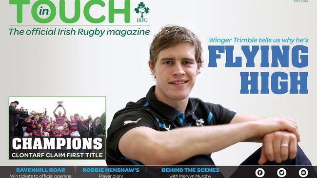 In Touch - May 2014 issue