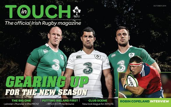 'In Touch' October Edition Out Now