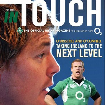 In Touch Magazine Cover