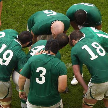 The Ireland squad for the 2012 RBS 6 Nations has been named