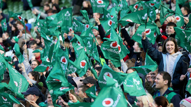 Job Vacancy: Human Resources Administrator - IRFU