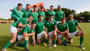Ireland Win Rugby Europe Men's Sevens Trophy Leg 1, Malmo, Sweden, June 11-12, 2016