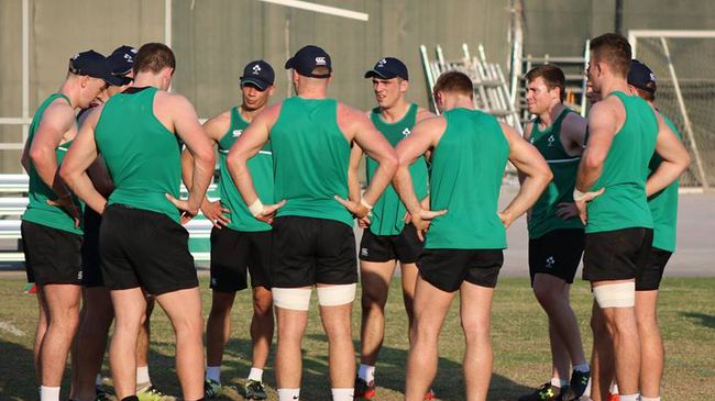 Ireland Men Finish Fourth In Dubai Sevens Invitational