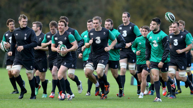 Ireland Squad: Injury Update
