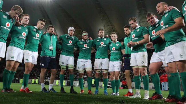 Rugby Irland