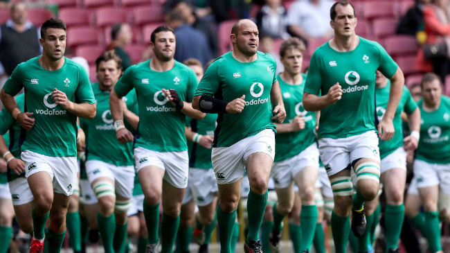 Six Uncapped Players Included In Ireland Squad