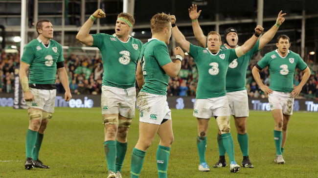 Ireland Team Tops Sports Sentiment Survey