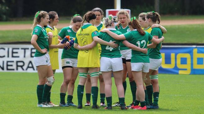 Ireland Under-18 Women Advance As Pool Winners in Vichy
