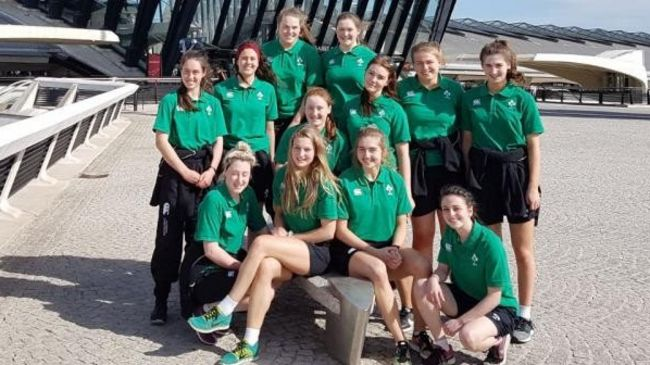 Ireland U-18 Women's Sevens Squad Named For European Championship