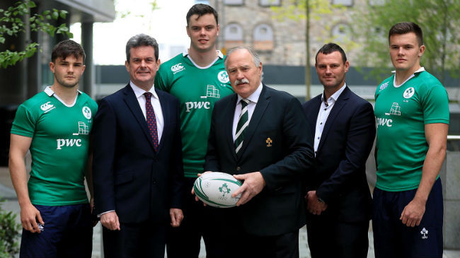 PwC Announce Sponsorship Renewal With IRFU