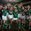 The three-try win has moved the Ireland Under-20s to the top of the Championship table, ahead of home fixtures against Wales and Scotland
