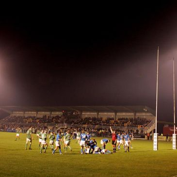 Dubarry Park will host the Ireland Under-20s' home matches again this season