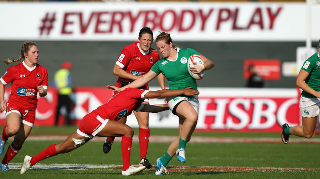 Ireland Women's Sevens: Dubai Day 1 Round-Up