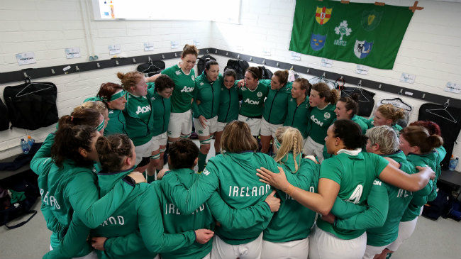 Ireland Women's Training Squad Announced For WRWC 2017