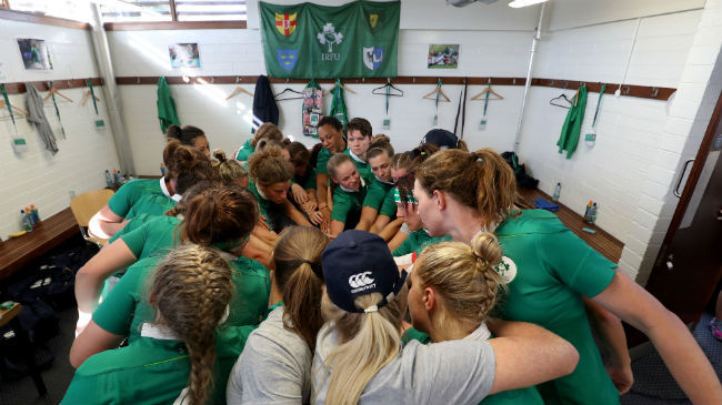 IRFU Clarifies Position Of Ireland Women's Coaching Role