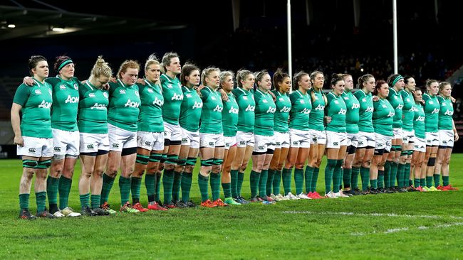 Ireland Women Call On Fitzhenry, Fitzpatrick And Fryday