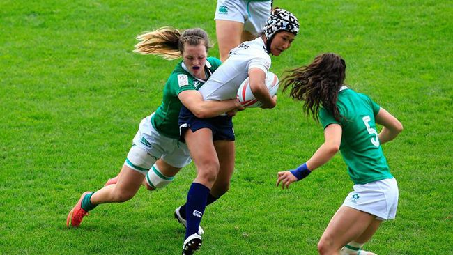 Ireland Women Finish As Bowl Runners-Up In Clermont