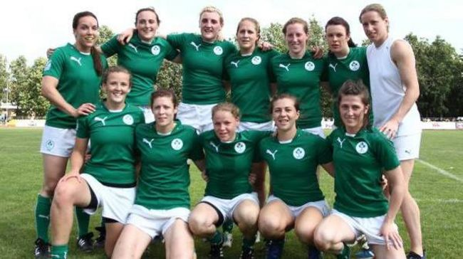 Irish Rugby TV: Ireland Women's Sevens Squad At Cooks Academy
