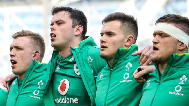 Ireland Squad Named For Summer Tour To Australia