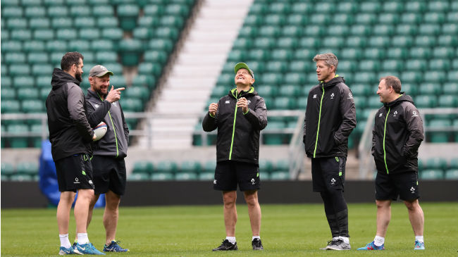 Ireland Coaches Extend Contracts