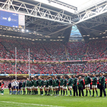 Cardiff was the final leg of Ireland's Grand Slam journey