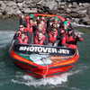 The Shotover Jet experience was kindly provided to the Ireland squad and management courtesy of the local Queenstown Council