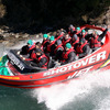 The jet boat ride was the perfect way for the players to take a complete break from training in adventure sports-mad Queenstown