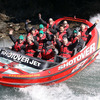Taking time out from preparing the squad for the Rugby World Cup opener, the Ireland management team also got a chance to experience the highs of the Shotover Jet ride