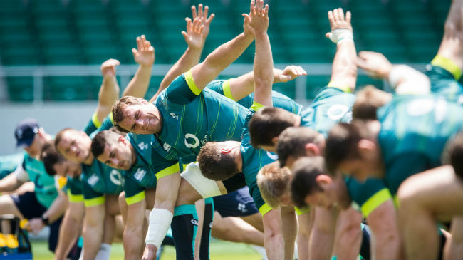 IRFU Appoint Phil Glasgow To New Head Of Physiotherapy And Rehabilitation Role
