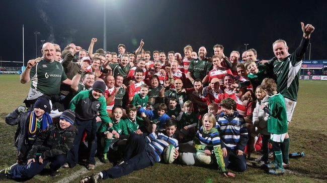 Legends Renew Rivalries In Stuart Mangan Cup Clash