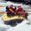 The rapids are grade three which makes the Tongariro River Rafting experience an ideal one for expert or first-time rafters alike
