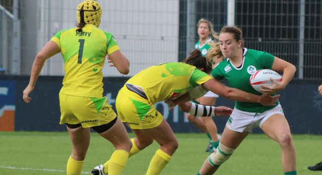 Ireland Women's Sevens Squad Named For Sydney Camp