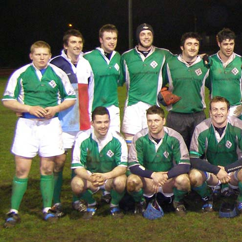 The Irish Colleges team