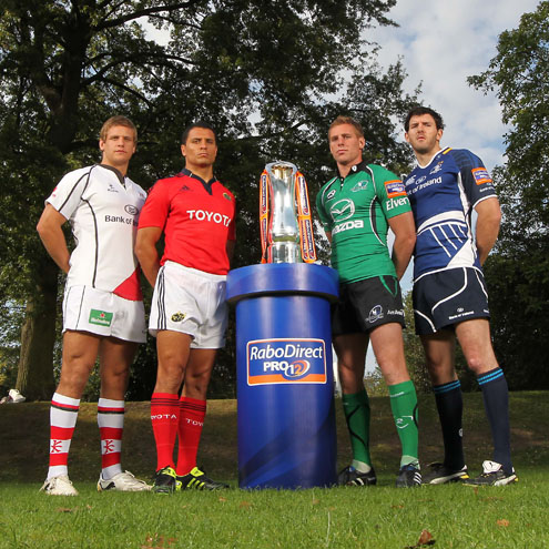 The RaboDirect PRO12 campaign gets underway this weekend