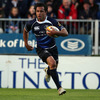 Leinster moved 14-0 ahead when winger Isa Nacewa rounded in from the left for a try he converted himself