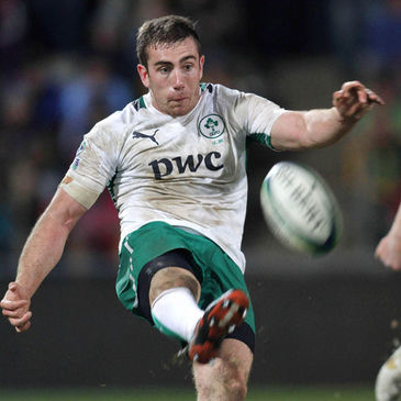 Ireland Under-20 out-half JJ Hanrahan