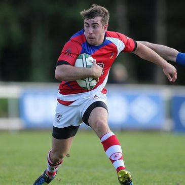 JJ Hanrahan in action for UL Bohemians