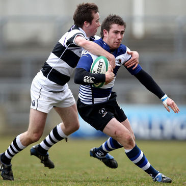 Rockwell College's JJ Hanrahan will start against Wales