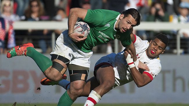 Ireland Men Win Bowl Title At Silicon Valley 7s