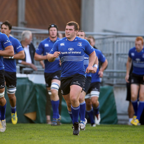 Jack McGrath has been in fine early season form for Leinster