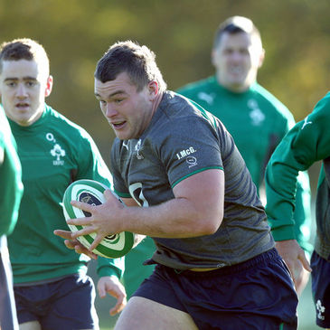 Jack McGrath will make his debut for Ireland against Samoa on Saturday