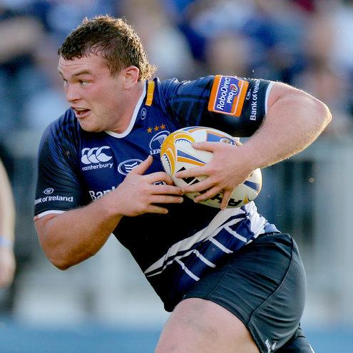 Leinster prop Jack McGrath