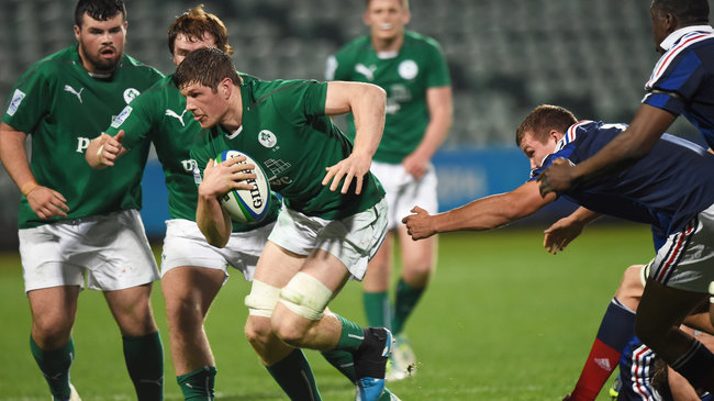 France Under-20s 19 Ireland Under-20s 13, QBE Stadium, Auckland, Monday, June 2, 2014