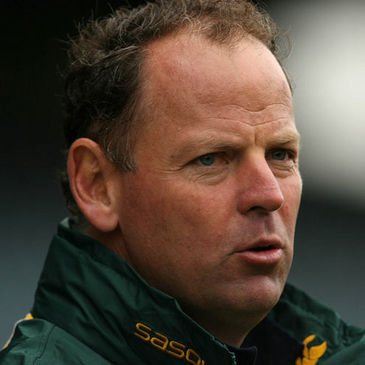 South African coach Jake White