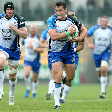 Connacht flanker Jake Heenan