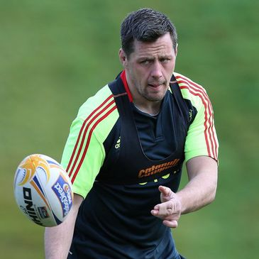 James Coughlan will captain Munster against Connacht
