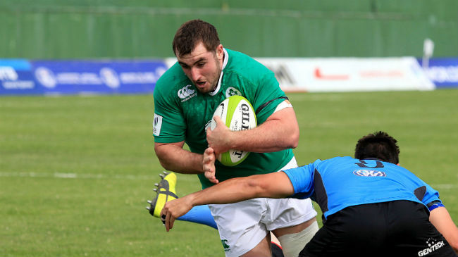 James Cronin Added To Ireland Squad