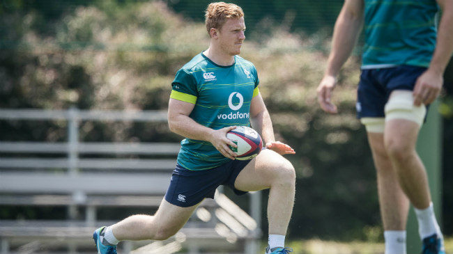 Irish Rugby TV: James Tracy On His Summer Tour Experience