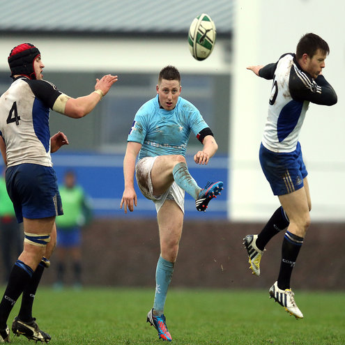 Garryowen will face table toppers Lansdowne on Saturday